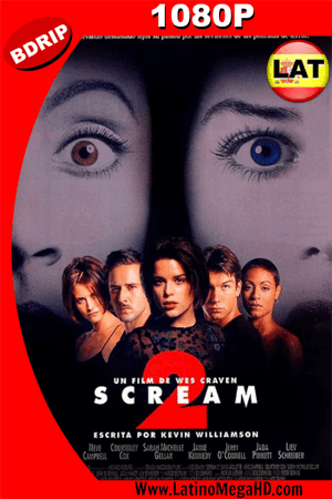 Scream 2: Grita y Vuelve a Gritar (1997) Latino HD BDRIP 1080p ()