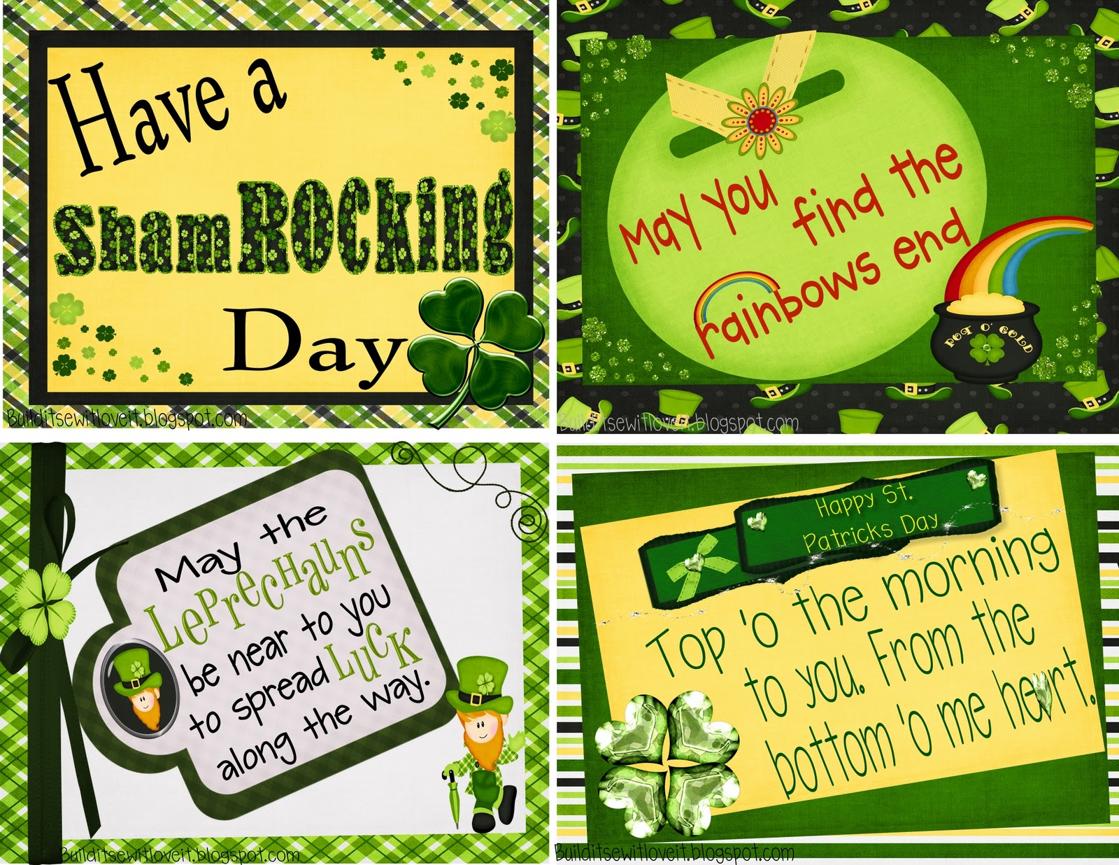 Saint patrick 39 s day quotes quotesgram for Funny irish sayings for st patrick day