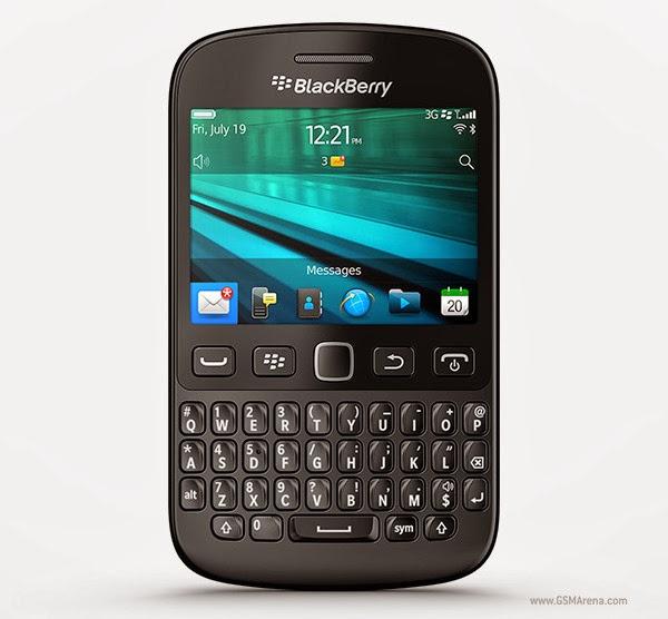 Spesifikasi Dan Harga BlackBerry 9720 Samoa Black Terbaru