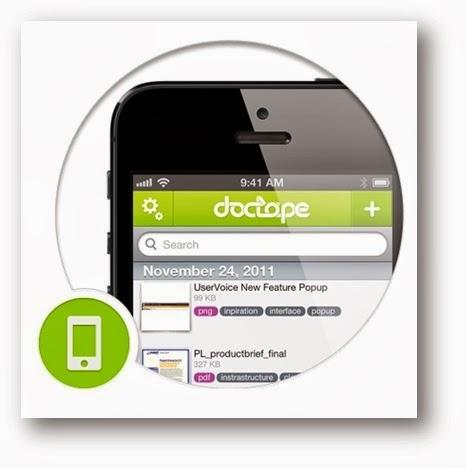 Aplicación Doctape para iOS