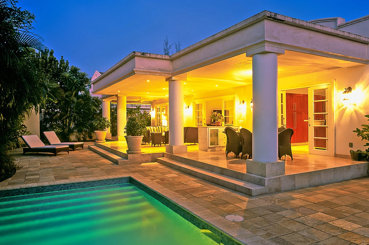 Barbados vacation villa