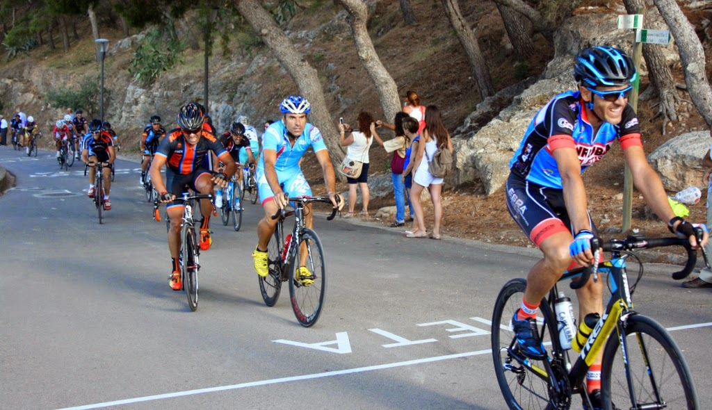 Entrenamiento del ciclista · Enfoca tu entrenamiento