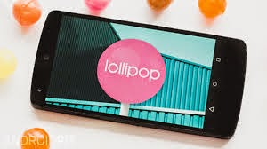 Messaging App on Android Lollipop