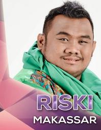 Biodata Riski D academy 2 dari makassar