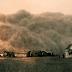 Como surgem as tempestades de areia?