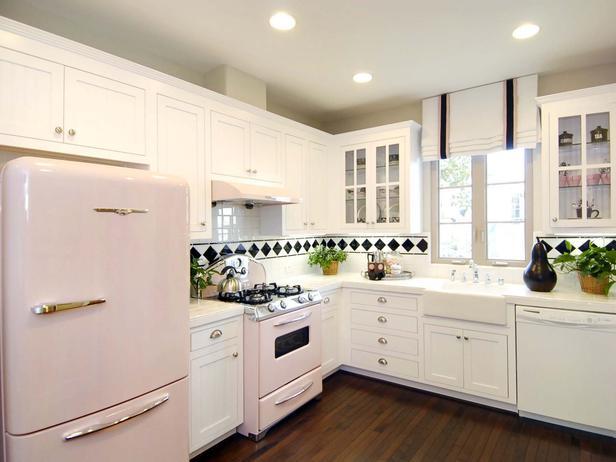 Idées de conception de cuisine en forme de L ~ Décor de Maison