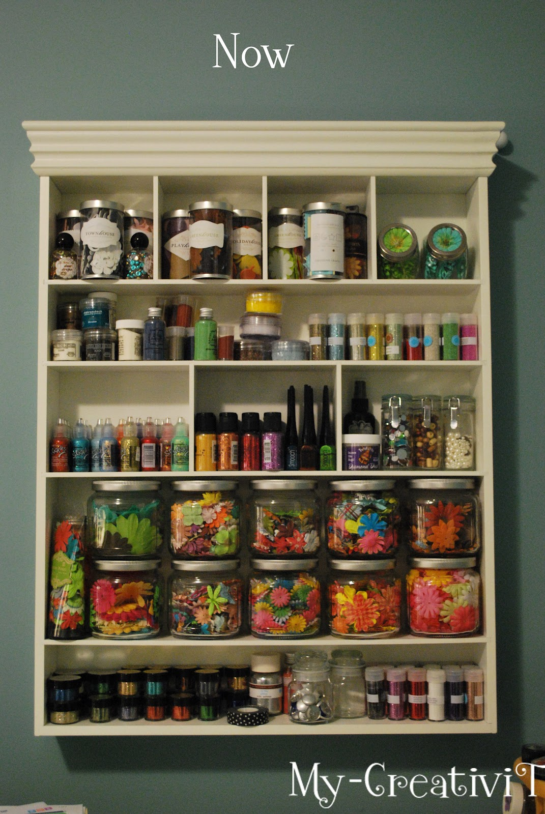 My Creativit Craft Room Post 2 Getting Organized