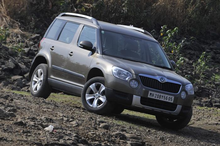 first drive skoda yeti 4x2 review test drive car to ride. Black Bedroom Furniture Sets. Home Design Ideas