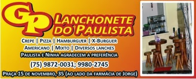 GP Lanchonete do Paulista