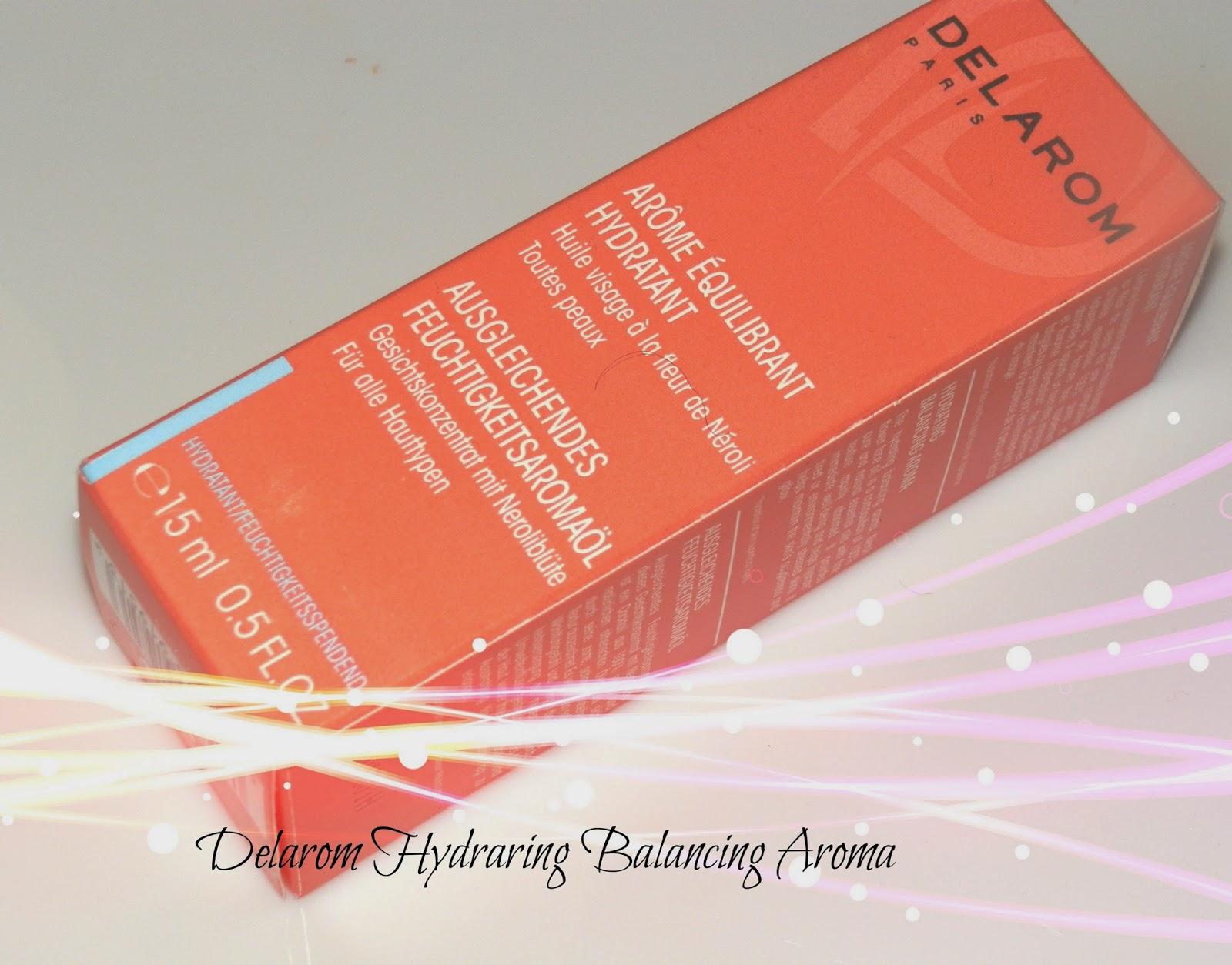 Delarom Hydraring Balancing Aroma Reviews
