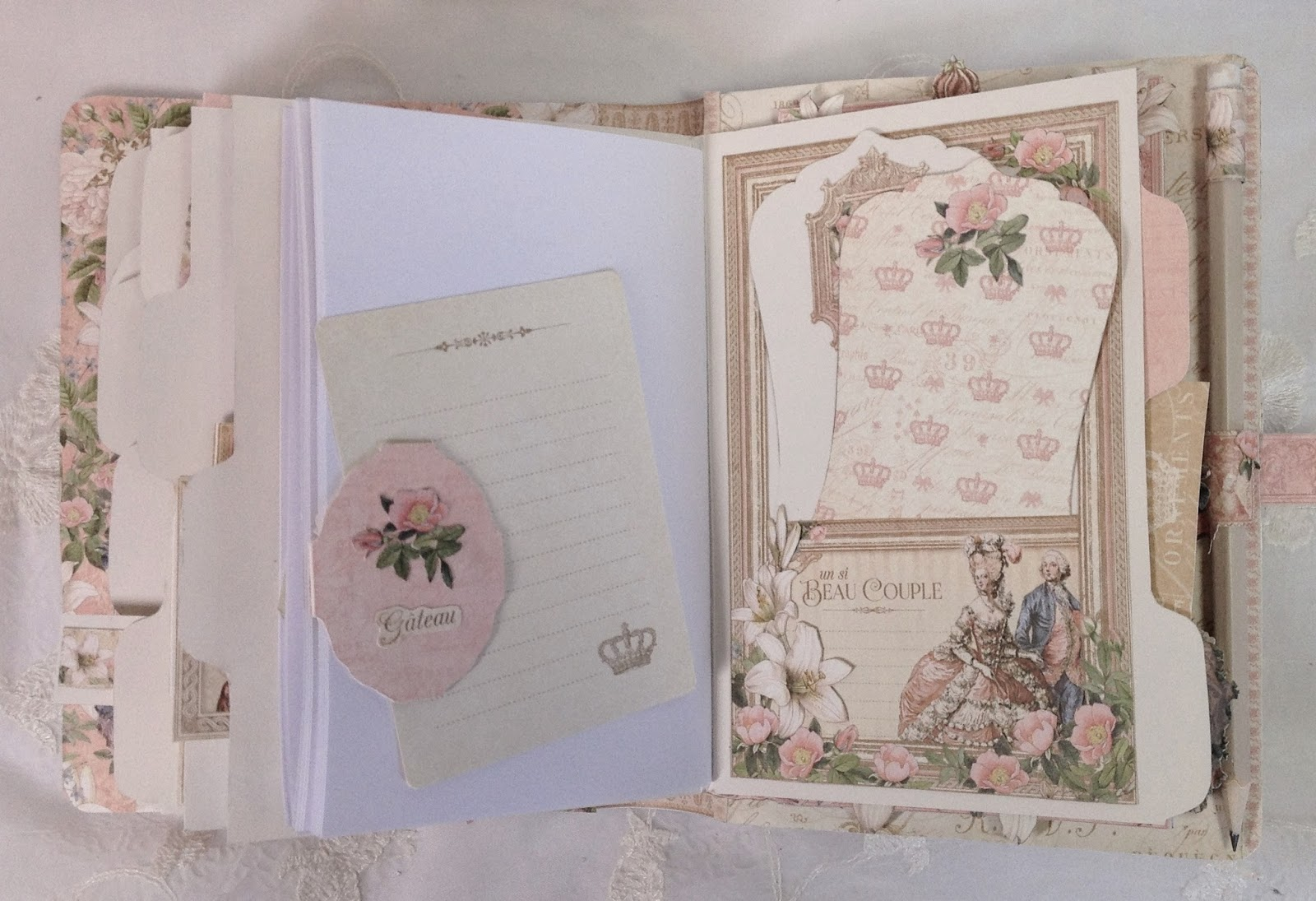 How to make scrapbook vintage - An Error Occurred