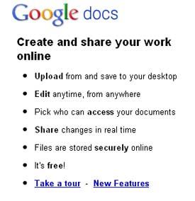 Google Docs Bisa Diakses dari Ponsel