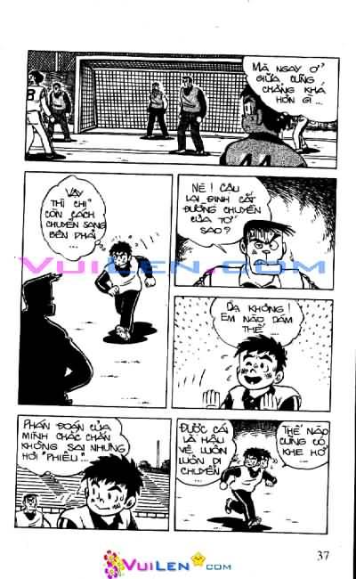 Jindodinho - Đường Dẫn Đến Khung Thành III  Tập 12 page 37 Congtruyen24h