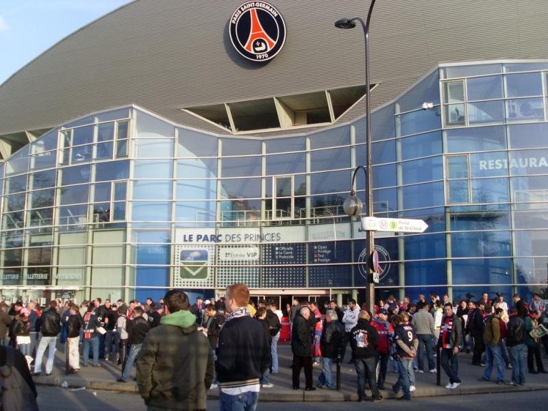 Stadion Parc des Princes