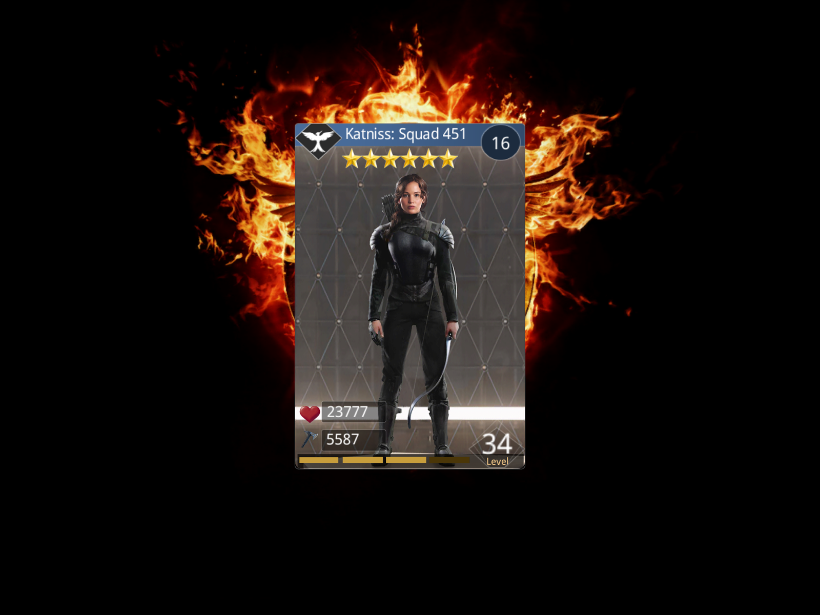 panem rising hunger games mockingjay mobile game