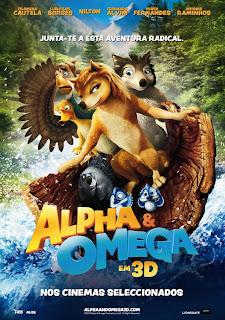 alpha%2Bomega Alpha e Omega DVDRip AVi + RMVB Dublado