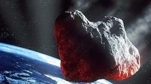 Científico ruso advierte que la Tierra puede estar en el camino de un gran asteroide