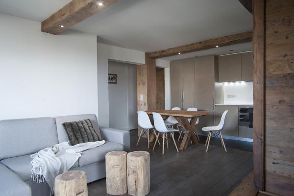 Restyling di piccolo appartamento di montagna blog di for Blog di design