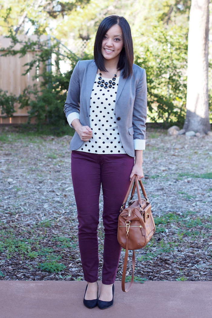 Brilliant Business Casual Pants Outfits For Women What To Wear With Grey Pants