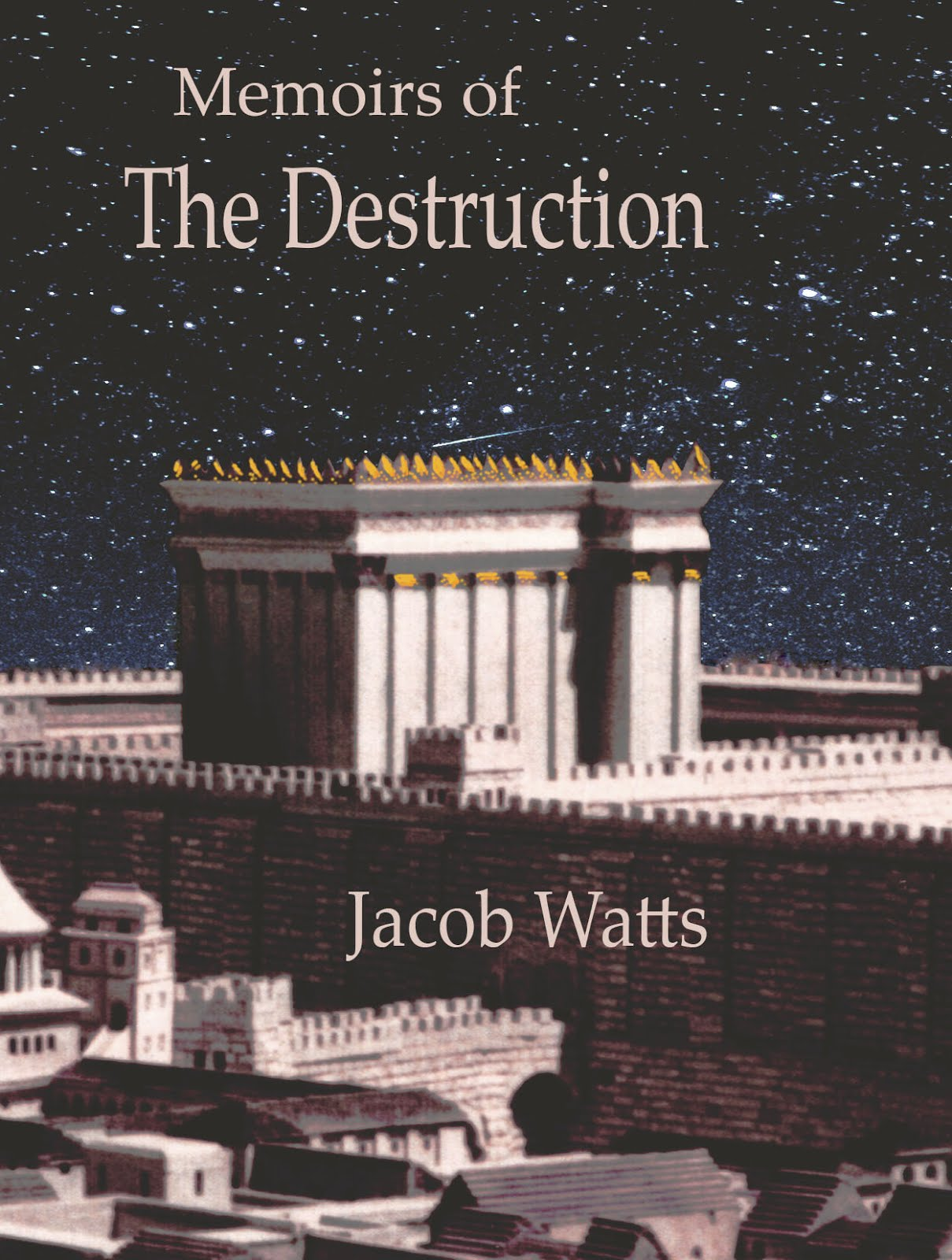 Novel About the First-Century Jewish Revolt Against Rome
