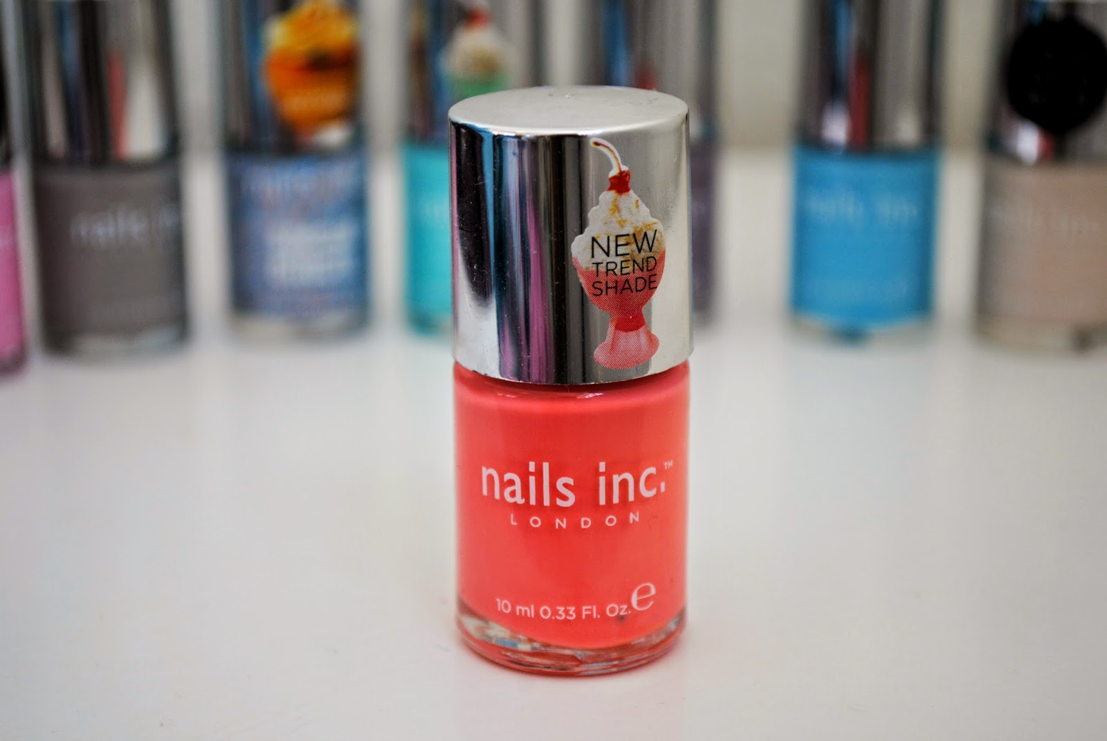 Nails Inc Kensington Palace Gardens Review | Sally Says Beauty