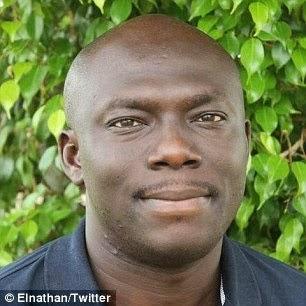 Nigerian writer Elnathan John