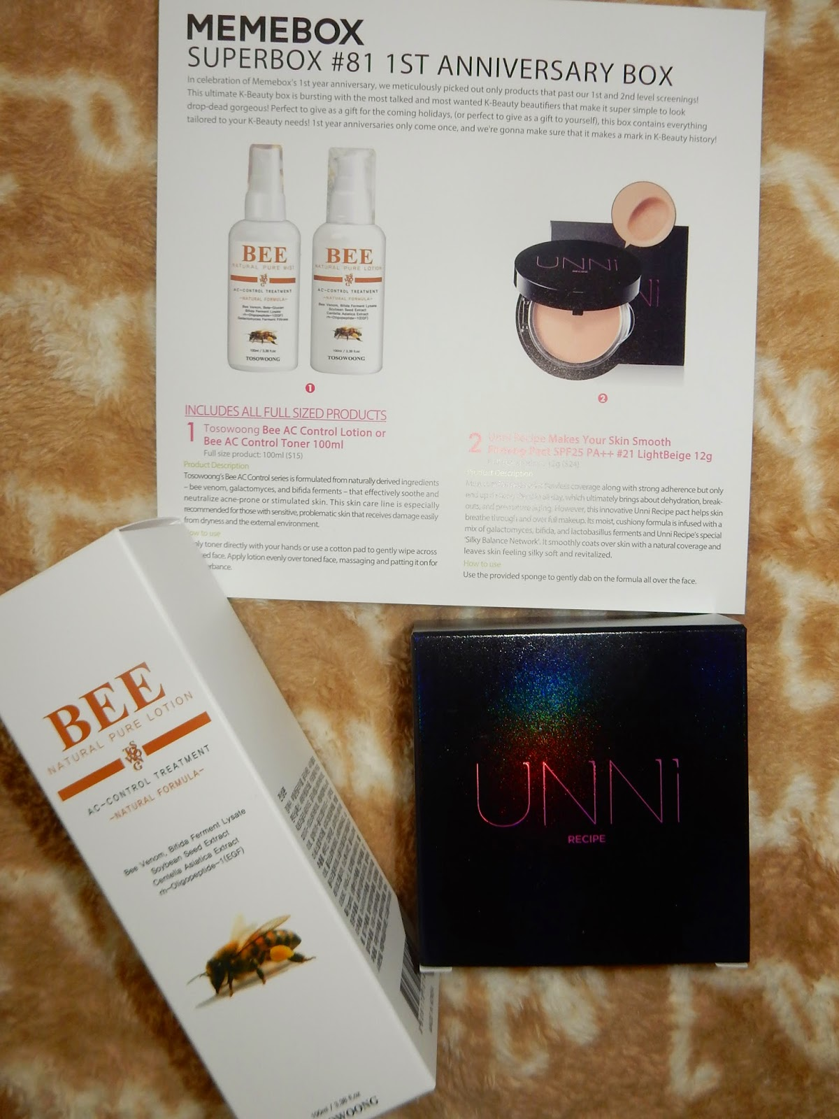 Chicosmummy February 2015 Secret Key Honey Bee Ac Control Mist 100ml For Sensitive Skin I Had All The Serums In This Range And Swapped Them But Kept Miracle Cream Love Some Items Not
