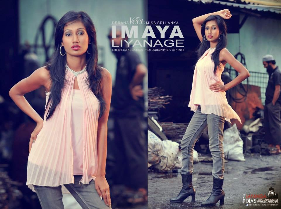 IMAYA Liyanage hot