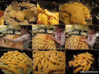 Schupfnudeln potato noodles