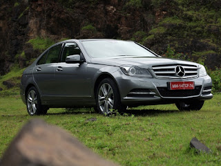 new mercedes benz c220 in jungle
