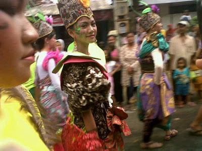 Karnaval 1001 Bunga Kab Batang