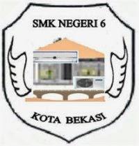 Logo SMK Negeri 6 Kota Bekasi