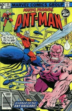 Marvel Premiere #48 comic pic