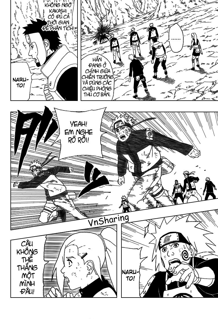 Naruto chap 339 Trang 9 - Mangak.info