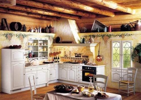 Muebles y decoraci n de interiores cocinas r sticas alemanas - Muebles cocinas rusticas ...