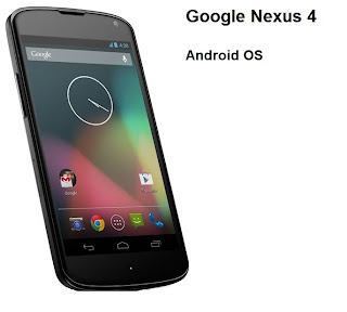Google Nexus 4 phone