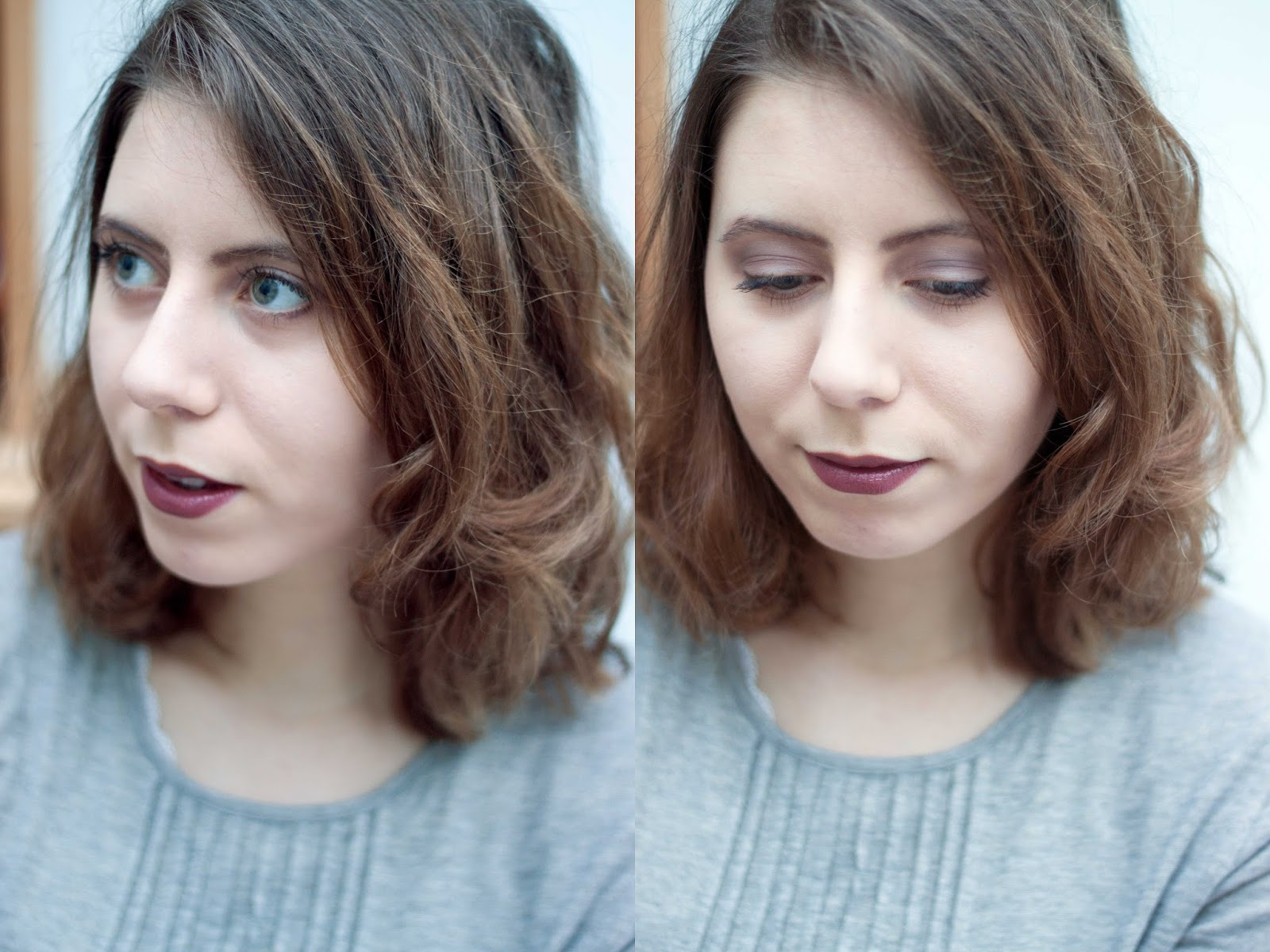 BEAUTY : AUTUMN MAKE-UP