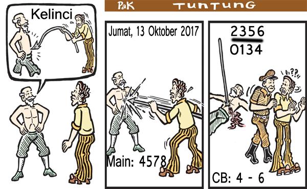 prediksi gambar pak tuntung jumat 13 okt 2017