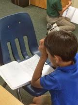 Kasper' 4th Grade Class