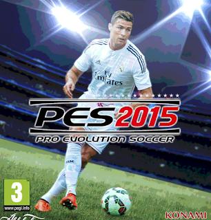 Update PES 2015 Terbaru