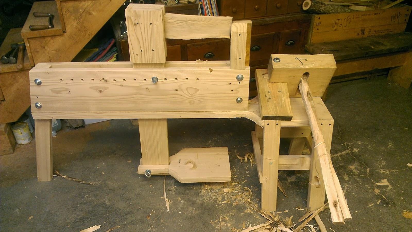 Eric goodson woodcarving notes presto chango