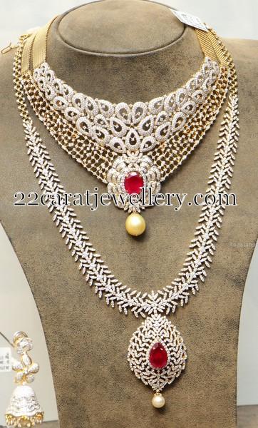 Regal Look Diamond Sets