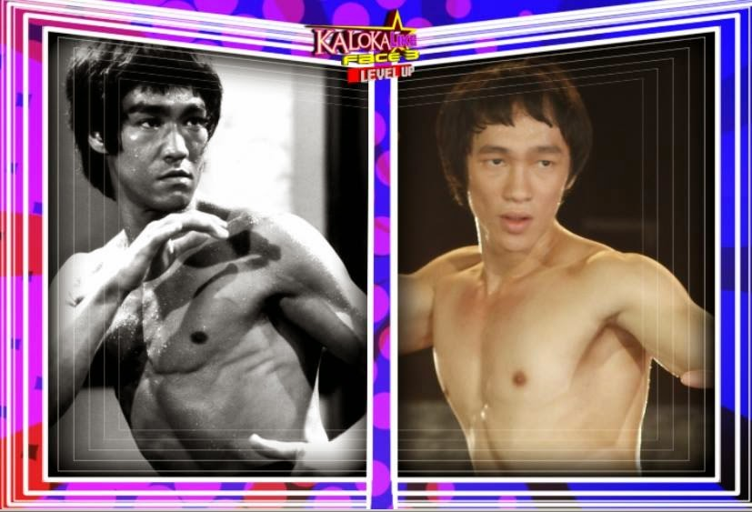 Bruce Lee Kalokalike of It's Showtime