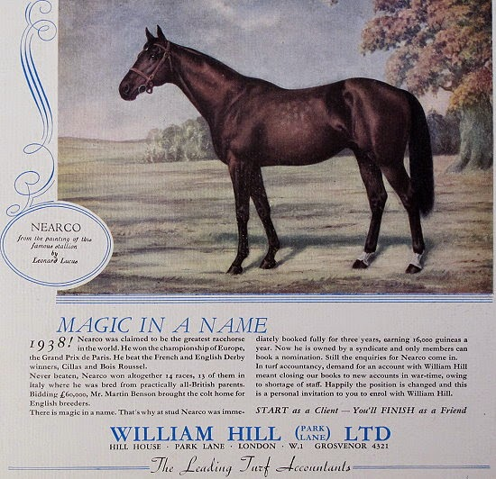 william hill organization ltd