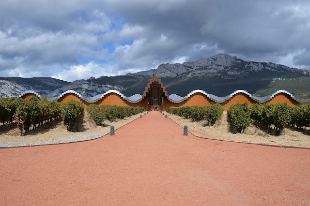 ysios rioja calatrava winery bodega vino wine