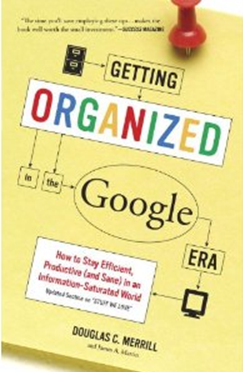 how to get organised page in google