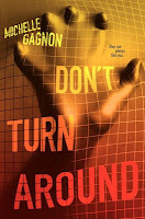 don't turn around by michelle gagnon book cover