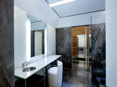 Podio mikve rajel por pascal arquitectos for Limpieza de marmol blanco