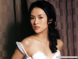 Zhang Ziyi Sexy Wallpaper