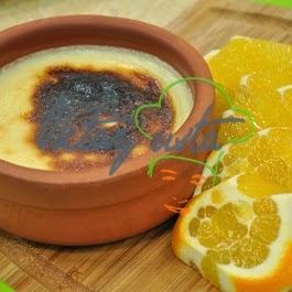 Portakallı Sütlaç Tarifi